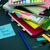 mensagem · trabalhando · secretária · negócio · escritório · escolas - foto stock © user_9323633