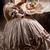 jóvenes · hermosa · novia · mujer · hermosa · vestido · de · novia · sesión - foto stock © user_9834712