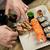 japán · szusi · asztal · különböző · hagyományos · étel - stock fotó © user_9834712