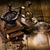 ヴィンテージ · コーヒー · ミル · グラインダー · コーヒー豆 · 食品 - ストックフォト © user_9834712