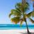 砂浜 · 海 · ターコイズ · 太陽 · 海 - ストックフォト © user_9870494
