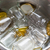 glasses for boiling onion pineapple chutney preparation stock photo © user_9870494