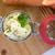burgonyasaláta · mustár · öntet · étel · zöld · eszik - stock fotó © user_9870494
