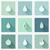 値下がり · デザイン · 要素 · 長い · 影 · 水 - ストックフォト © ussr
