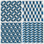 set of geometric seamless patterns vector illustration stock photo © ussr