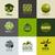 bogyó · címkék · szett · gradiens · háló · terv - stock fotó © ussr