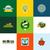 vecteur · argent · concepts · Creative · icônes · portefeuille - photo stock © ussr