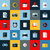 iconen · web · design · seo · social · media · computer · abstract - stockfoto © ussr