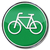 велосипед · полоса · дорожный · знак · изображение · весны - Сток-фото © ustofre9