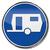 caravana · ícone · verde · aplicativo · ilustração · branco - foto stock © ustofre9