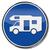 caravana · estrada · sinaleiro · grande · vermelho · tráfego - foto stock © ustofre9