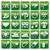 green web icons 4 stock photo © ustofre9