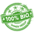 Rubber stamp 100% bio stock photo © Ustofre9