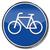 imzalamak · bisiklet · yaya · araba · sokak · trafik - stok fotoğraf © Ustofre9