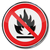 prohibition sign for open fires and fireplaces stock photo © ustofre9