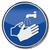 obrigatório · assinar · sempre · lavar · mãos · mão - foto stock © Ustofre9