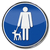 sign mistress with small doggy stock photo © ustofre9