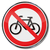 prohibition sign no bicycle parking stock photo © ustofre9
