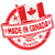rubber stamp made in canada stock photo © ustofre9
