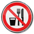 prohibition sign eating or drinking is not allowed stock photo © ustofre9