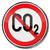 prohibition sign for carbon dioxide stock photo © ustofre9