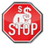 stop sign dollars power save electricity and energy policy stock photo © ustofre9