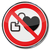 prohibition sign for persons with pacemakers stock photo © ustofre9