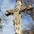 jesus · cristo · mármore · estátua · mãos - foto stock © vadimmmus