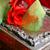 обручальное · кольцо · внутри · красную · розу · Diamond · темно · капли - Сток-фото © vanessavr