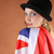 Union · Flagge · Großbritannien · lange · Fahnenmast · blau - stock foto © vanessavr