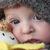bear suit baby stock photo © vanessavr