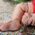 baby feet stock photo © vanessavr
