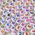 письма · небольшой · красочный · различный · белый - Сток-фото © vanessavr