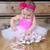 piękna · baletnica · biały · róż · ściany · młodych - zdjęcia stock © vanessavr