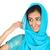 Hint · kadın · güzel · geleneksel · mutlu - stok fotoğraf © vanessavr