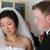 ブライダル · カップル · 見える · 家族 · 結婚式 · 犬 - ストックフォト © vanessavr