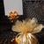 bruiloft · gunst · houten · steeg · decoratief - stockfoto © vanessavr