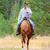 cowboy · lavoro · cavallo · campo · uomo · jeans - foto d'archivio © vanessavr