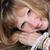 красивой · женщину · сороковые · годы · портрет · зрелый - Сток-фото © vanessavr