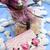 hediye · ayarlamak · sabun · yalıtılmış · beyaz · temizlemek - stok fotoğraf © vanessavr