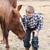 paard · boerderij · schilderachtig · afbeelding · zwarte · houten - stockfoto © vanessavr