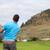 shot · młodych · golfa · żelaza · człowiek · golf - zdjęcia stock © vanessavr