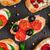 domates · otlar · zeytin · İtalyan · bruschetta · kiraz · domates - stok fotoğraf © vankad