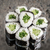 mini roll with cucumber stock photo © vankad