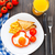 zoete · paprika · Rood · tomaat · mais - stockfoto © vankad