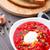 orosz · piros · leves · izolált · fekete · étel - stock fotó © vankad