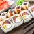 tonno · sashimi · servito · piatto · verdura · alimentare - foto d'archivio © vankad