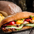 frissen · grillezett · kenyér · sajt · francia · cipó - stock fotó © vankad