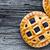 клубника · Cookies · пластина · продовольствие · фон - Сток-фото © vankad