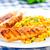 gegrilde · kip · vers · salade · gekruid · voedsel · kip - stockfoto © vankad